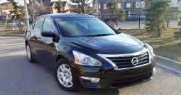 2013 Nissan Altima S, Only 106000km AS-IS Special