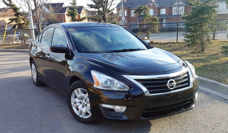 2013 Nissan Altima S, Only 106000km AS-IS Special full