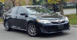 2013 Toyota Camry, Backup Camera, Alloy Rim, LE Trim